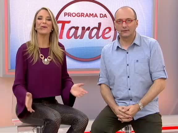 Programa da Tarde estreia o quadro Minha Ideia é Melhor ...