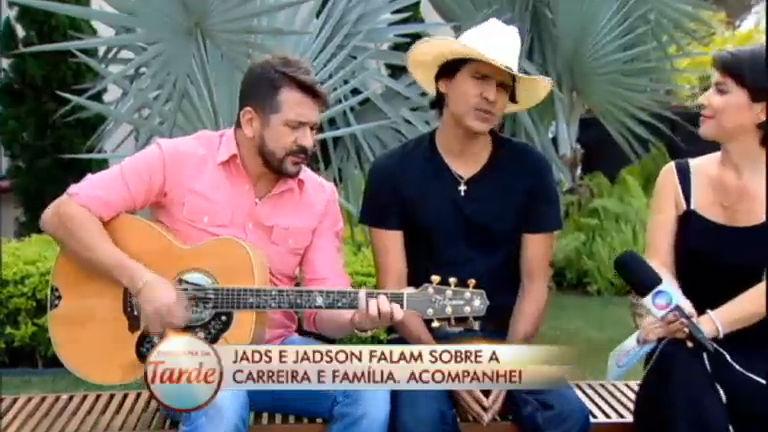 Diário das Celebridades: Jads e Jadson comemoram o sucesso e ...