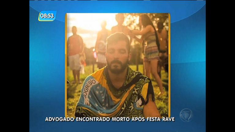 Advogado é encontrado morto após festa rave no RJ - Rio de ...