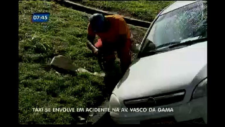 Acidentes de trânsito em Salvador