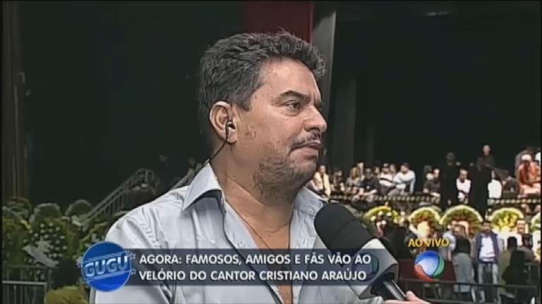 Tio de Cristiano Araújo fala sobre relação próxima com o sobrinho ...