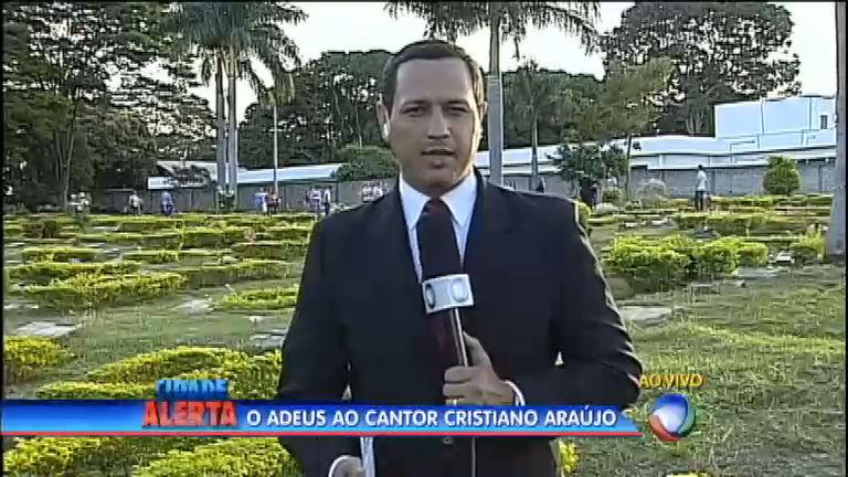 Cantor Cristiano Araújo deixa músicas inéditas