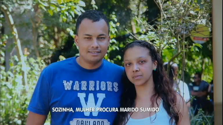 Mistério: esposa procura o marido que sumiu há 40 dias em SP
