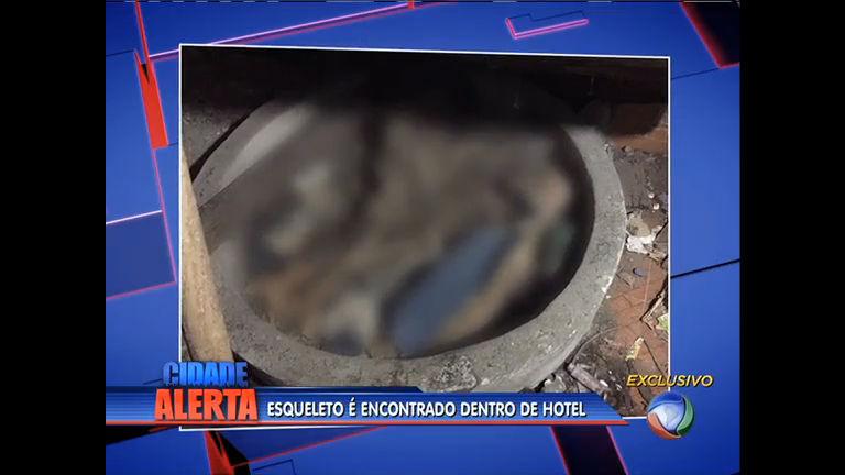 Esqueleto encontrado em hotel desativado na Baixada pode ser de ...