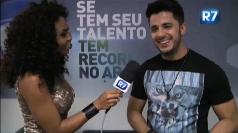 Hora do Faro Online relembra conversa com Cristiano Araújo; veja ...