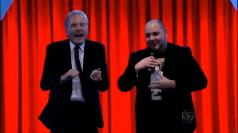 Domingo do Humor: Justus recebe Rodrigo Capella, Silvetty ...