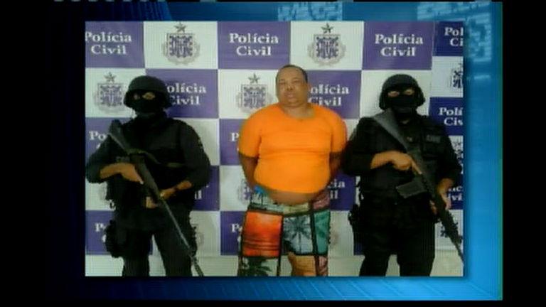 Preso em São Paulo criminoso procurado na Bahia