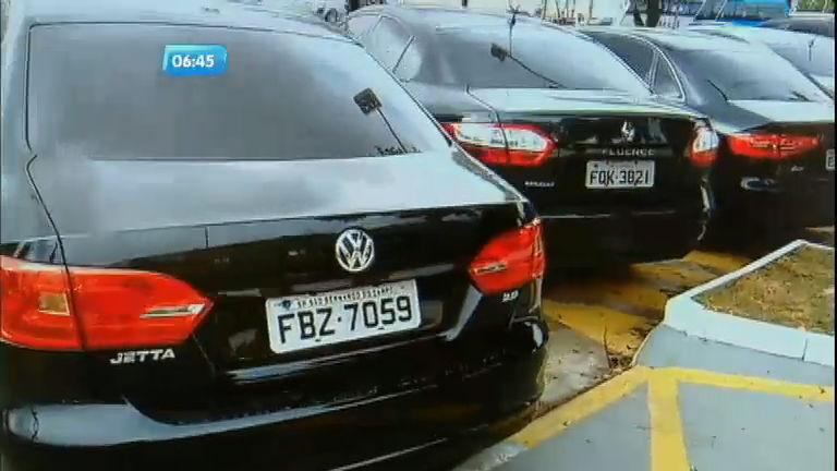 Polícia prende integrantes de quadrilha que alugava e roubava carros