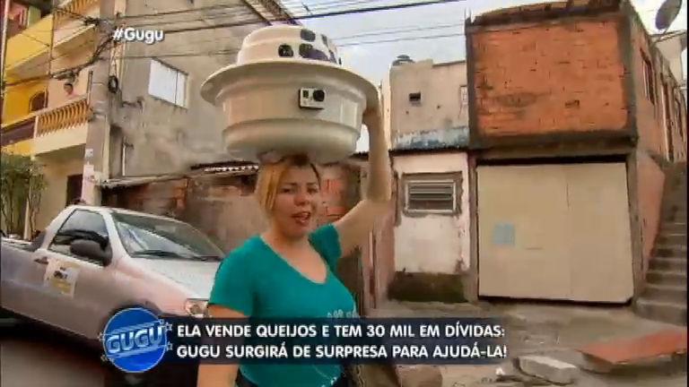 Vendedora baiana vende queijo pelas ruas de SP para pagar dívida ...