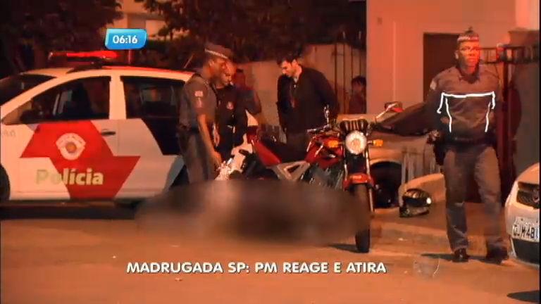 Policial reage a assalto e mata bandido em Carapicuíba (SP ...