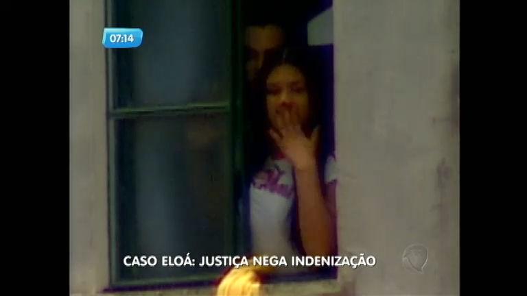 Justiça nega indenização à família de Eloá