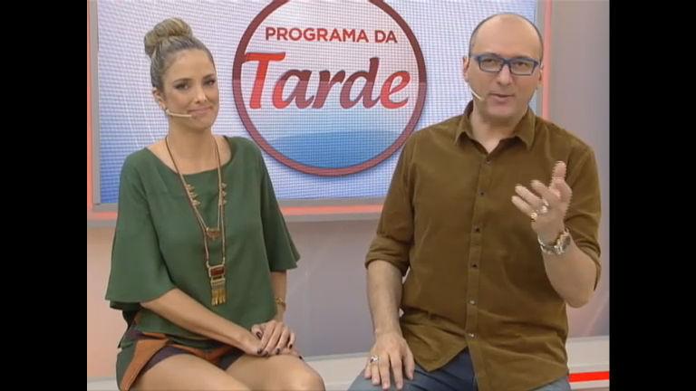 Polêmica à vista: Programa da Tarde vai discutir traição ...