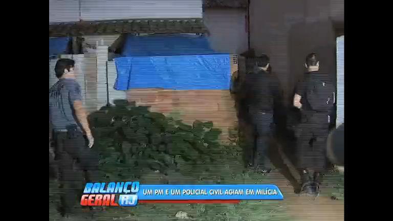 Polícia procura terceiro suspeito de milícia que aterrorizava ...