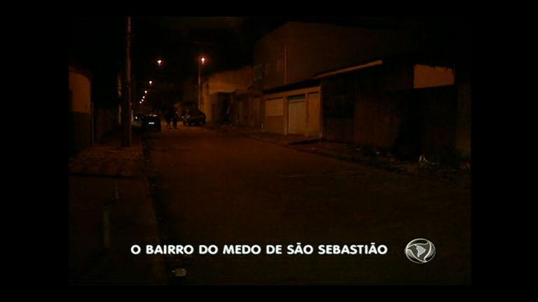 Em 'bairro do medo' de São Sebastião, moradores sofrem com onda de assaltos