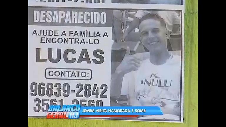 Jovem desaparece após encontrar com a namorada em São João ...