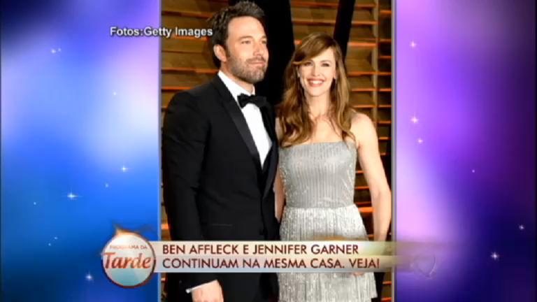Diário das Celebridades: Ben Affleck e Jennifer Garner anunciam o ...