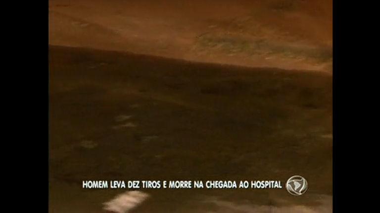 Homem é morto após ser atingido por 10 tiros em Ceilândia ...