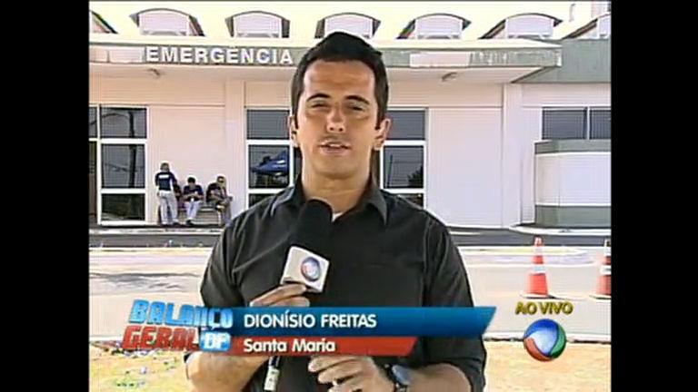Hospital de Santa Maria suspende partos