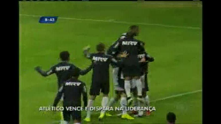Atlético vence Sport por 2 a 1 no Mineirão, em BH