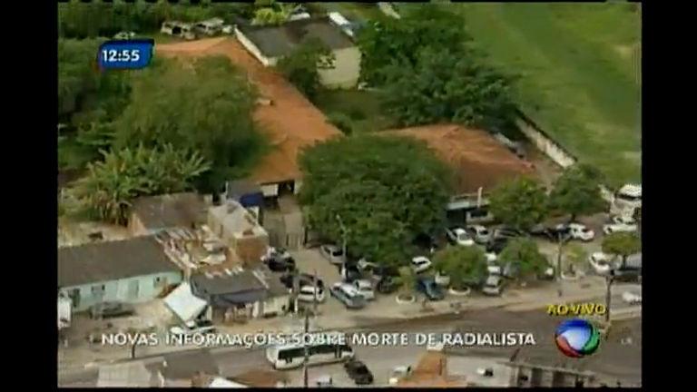 Radialista é morto em Camaçari - Bahia - R7 Balanço Geral BA