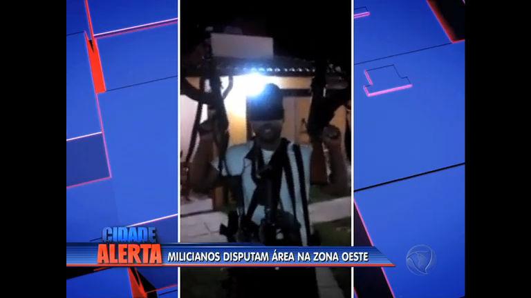 """Miliciano responde vídeo de traficantes do """"Bonde do Malucão"""" e ..."""