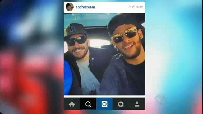 Escândalo: amigo de Neymar é flagrado vendendo vagas no Santos ...