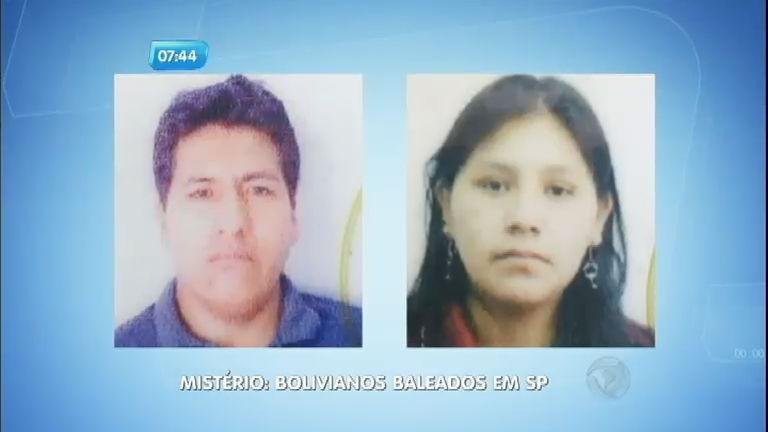Casal de bolivianos é baleado em São Paulo; irmão é investigado ...