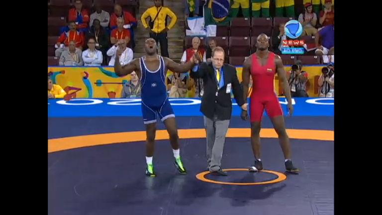 Davi Albino ganha bronze para o Brasil na luta olímpica - Notícias ...