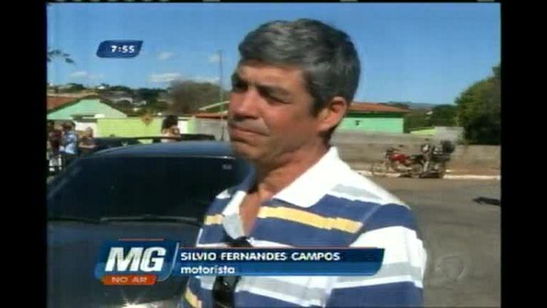 Três pessoas da mesma família morrem em acidente em Guapé (MG)