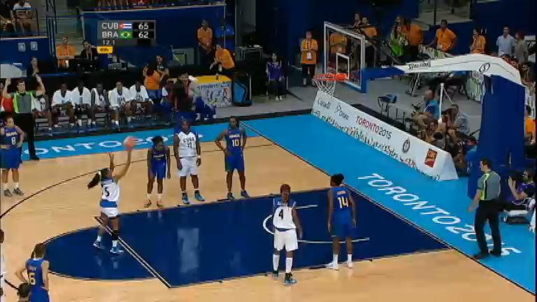 Pan de Toronto: Brasil perde bronze basquete feminino e futebol ...