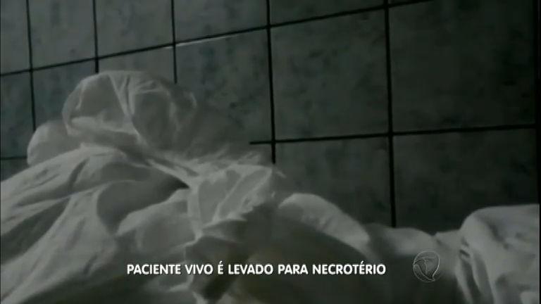 Paciente é levado vivo para o IML em Cuiabá (MT) - Notícias - R7 ...