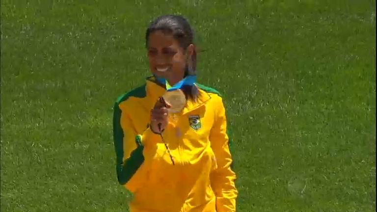Mulheres garantem ouro, prata e bronze para o Brasil no primeiro ...