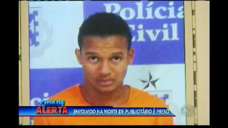 Envolvimento na morte do publicitário é preso - Bahia - R7 Cidade ...