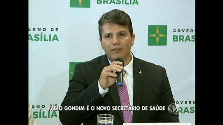 Fábio Gondim assume Secretaria de Saúde após saída de João Batista de Souza