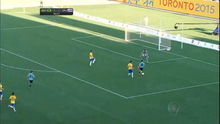 Vacilo! Em 2 min, Brasil sofre virada do Uruguai e perde vaga na ...