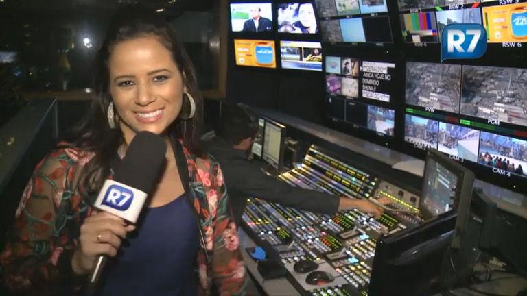 Domingo Show Online: conheça a produção e o switcher do programa
