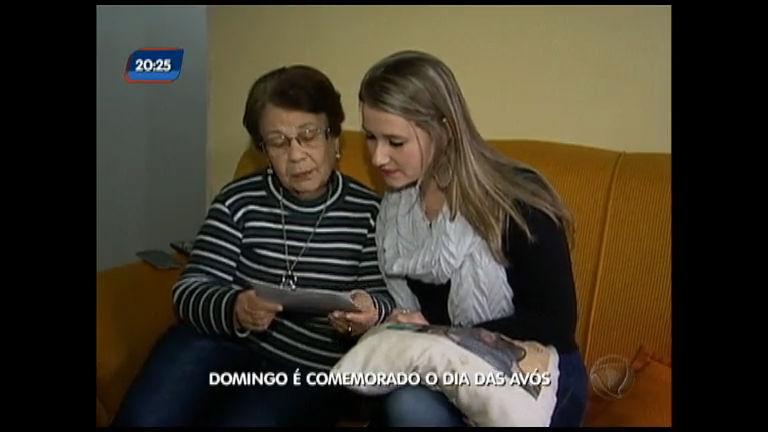 Domingo é comemorado o Dia das Avós