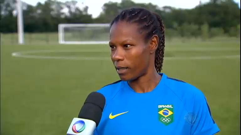 Brasil busca ouro em Toronto para coroar a carreira de Formiga no futebol feminino