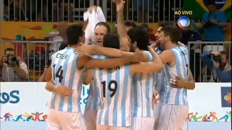 Seleção brasileira vacila no fim e perde o ouro para Argentina no ...