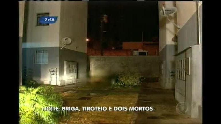 Briga entre rivais termina em tiroteio e morte em Contagem (MG)