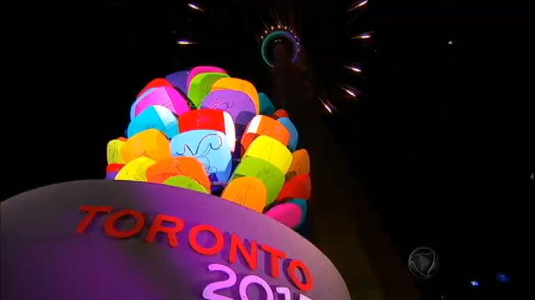 Veja como foi a cerimônia de encerramento do Pan de Toronto ...