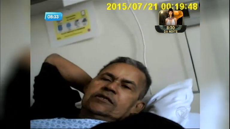 Homem luta há cinco meses por cirurgia urgente no coração