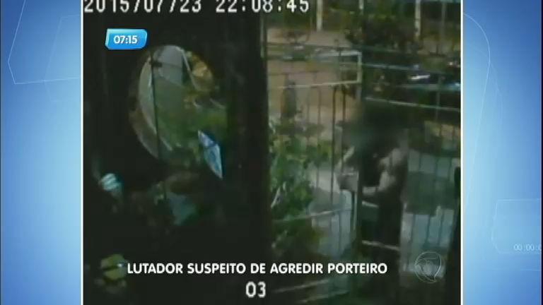 Lutador de MMA é suspeito de ter agredido porteiro do prédio onde ...