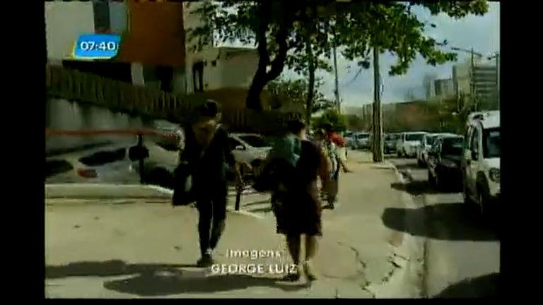 Andar no passeio é tarefa difícil em Salvador - Bahia - R7 Bahia no Ar