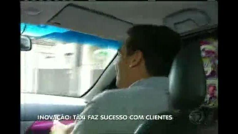 Táxi inspirado na Penélope Charmosa faz sucesso com clientes ...