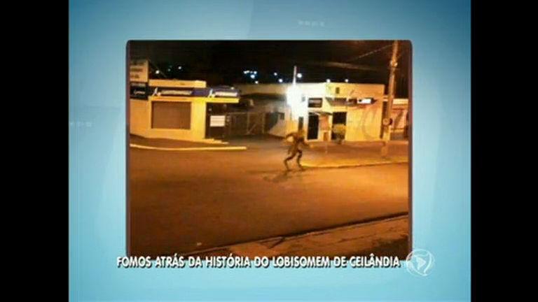 Lobisomem teria sido flagrado em Ceilândia - Distrito Federal - R7 ...