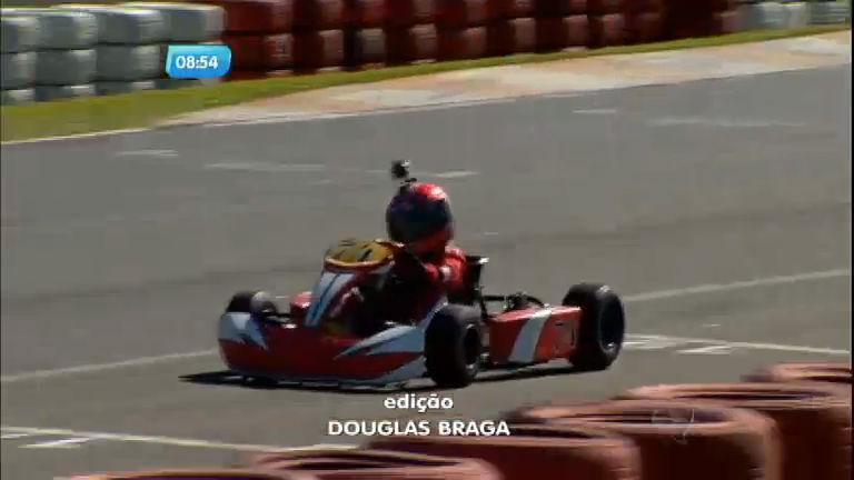 Aos três anos, menino é considerado o piloto mais novo do Brasil ...