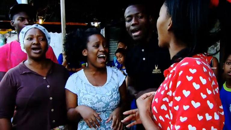 Família com talento incrível vai te surpreender no Domingo Show ...