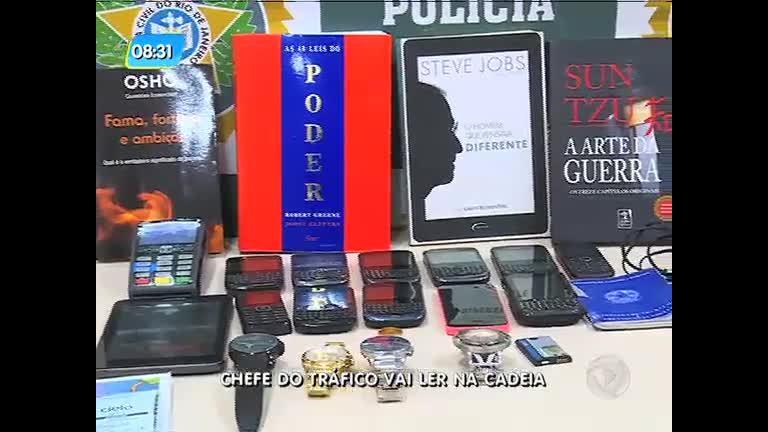 Chefe do tráfico da Vila Kennedy é preso com livros em condomínio ...