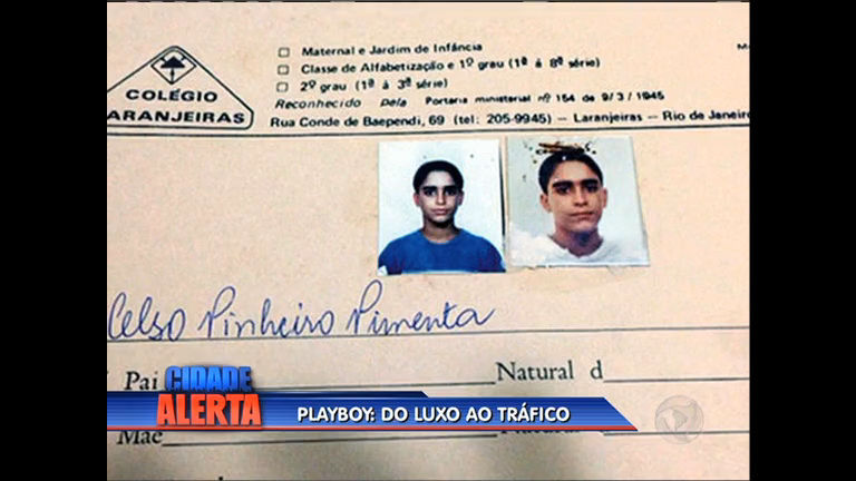 Do luxo ao tráfico: Playboy ingressou no crime aos 15 anos - Rio de ...